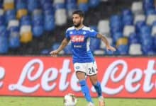 Photo of Napoli provides injury update on Lorenzo Insigne