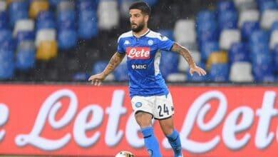 Photo of Napoli provides injury update on Lorenzo Insigne