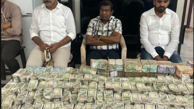 Photo of In Dalit land grabbing case, official caught taking one crore bribe