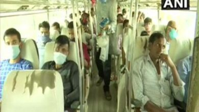 Photo of Bus services resume in Bihar