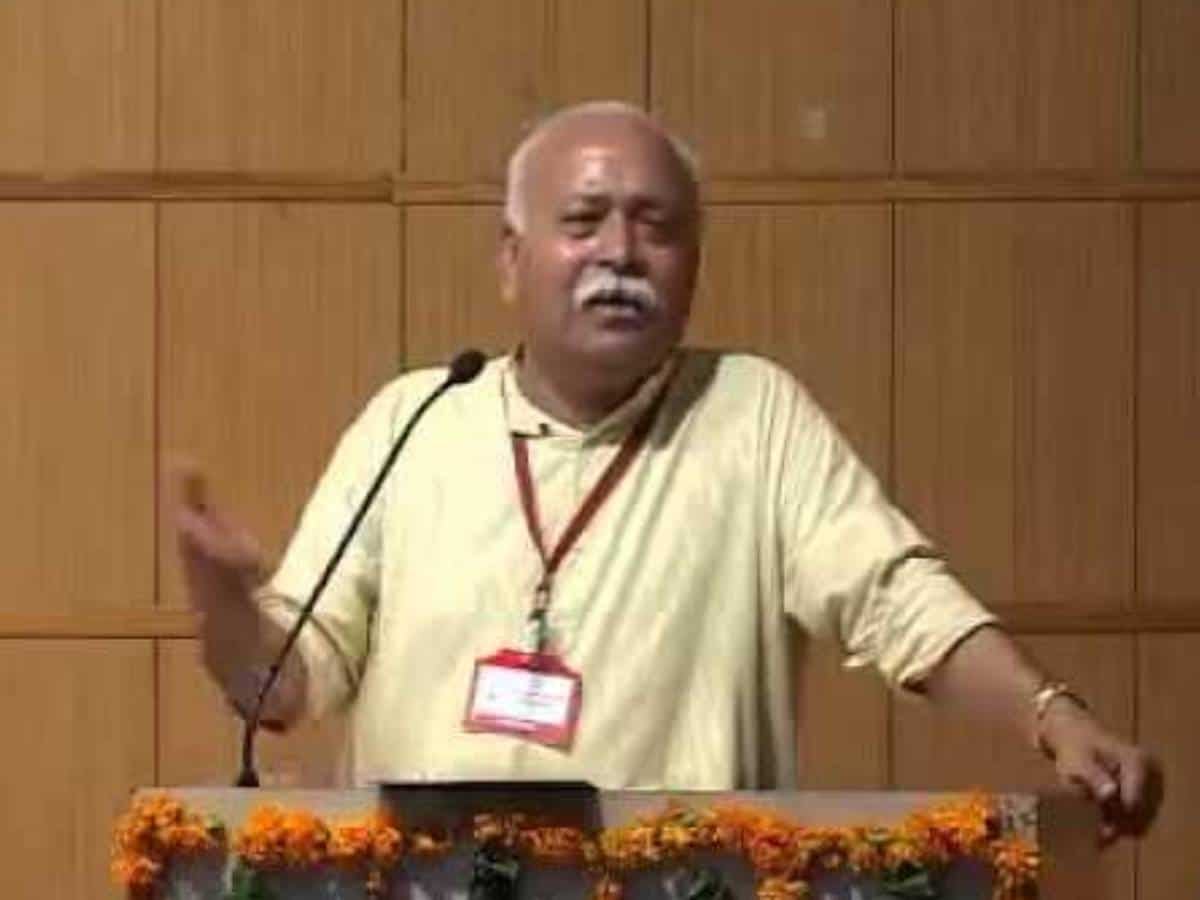 Swadeshi does not always mean boycotting foreign products: Bhagwat
