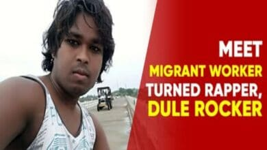 Photo of Odisha Migrant-worker-turned rapper trends for his lockdown raps