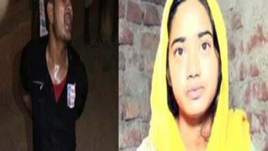 Photo of Tabrez Ansari's wife urges CBI inquiry into her husband's lynching case