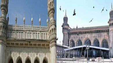 Photo of Mecca Masjid and Shahi Masjid yet to be thrown open for worshippers