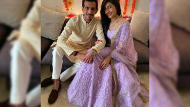 Photo of Yuzvendra Chahal announces his engagement on social media