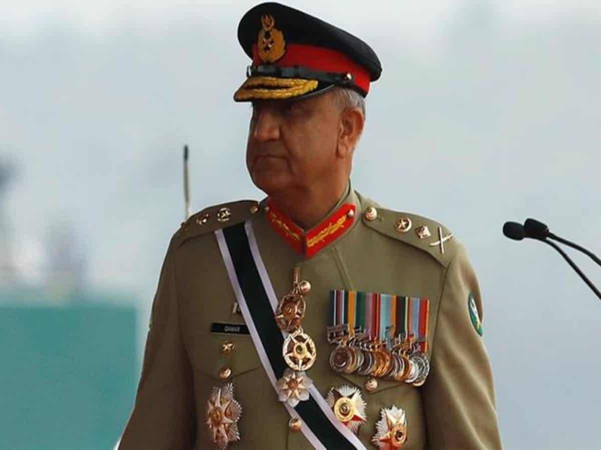 Pakistan army Chief Bajwa to visit Saudi Arabia to smoothen ties