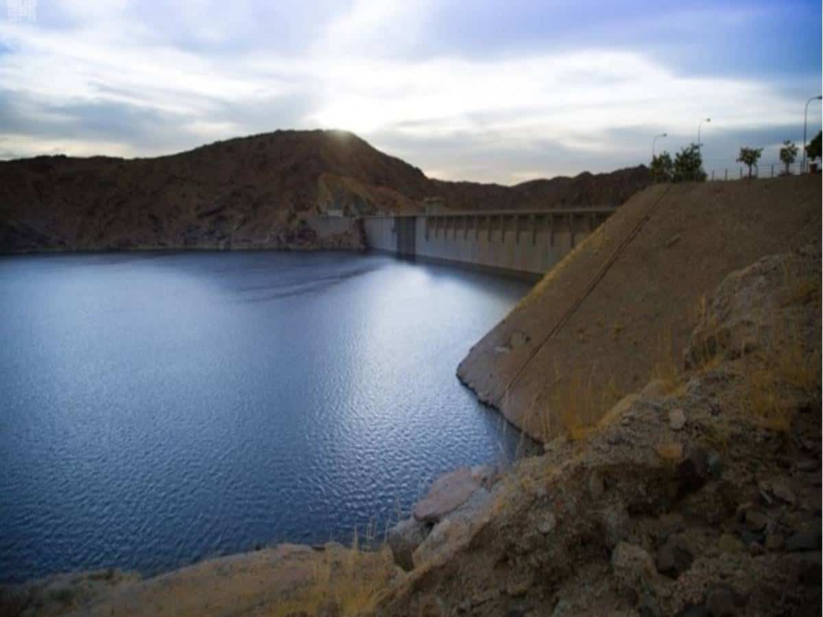 Saudi Arabia plans to build 1000 dams