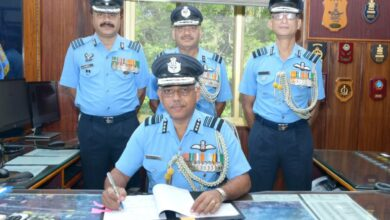 Air Marshal Vipin takes over as Commandant of Air Force Academy