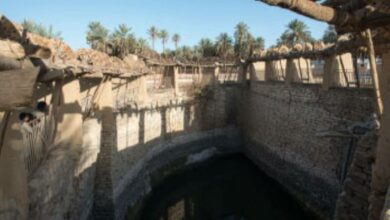 Photo of Hadaj well: Serving people from over 1200 years