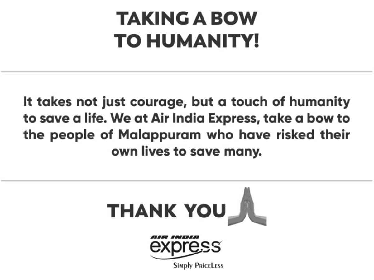 Mallapuram locals blamed for killing elephant; now lauded for helping plane crash victims