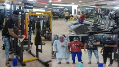 Photo of Gyms in Hyderabad witness fewer footfalls