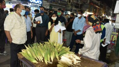Photo of TS govt to sanction Rs 10,000 to each Hyderabad street vendor