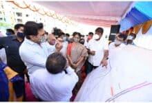 Photo of Biramulguda flyover opened in Hyderabad