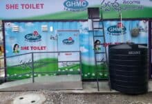 Photo of 7,200 new public toilets to be constructed by GHMC