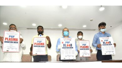 Photo of 7-Day Corona plasma donation camp from 16th August in Hyderabad