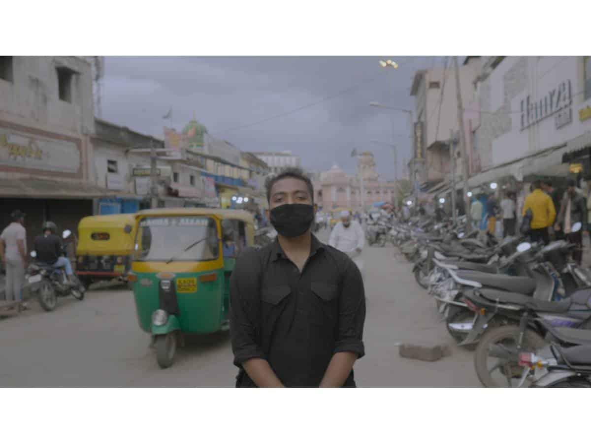 B'luru boy's debut song takes Dakhi Urdu to mainstream hip-hop