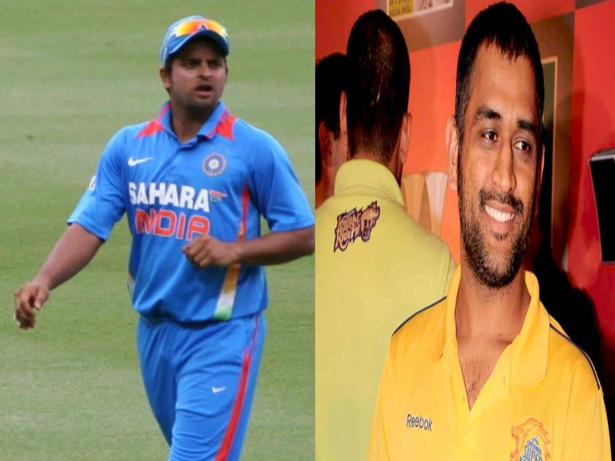 Dhoni, Raina declare their international retirement; Dhoni calls it a quit