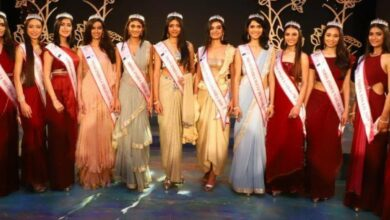 Photo of Campaign against height norms in Indian beauty pageants