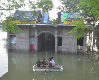 No relief for flood-hit, say Bihar villagers