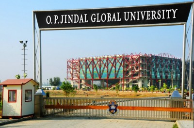 OP Jindal Global University awarded coveted Jean Monnet Chair