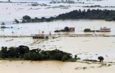 Odisha officials asked to remain alert for flood- like situation