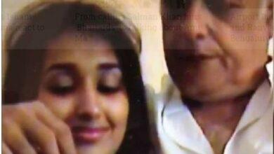 Photo of Old video of Mahesh Bhatt with Jiah Khan goes viral