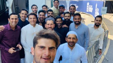 Photo of Pak cricketers celebrated Eid-ul-Adha in Manchester, post photos