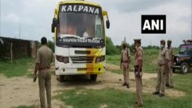 Photo of Passenger bus allegedly hijacked from Agra found in Etawah
