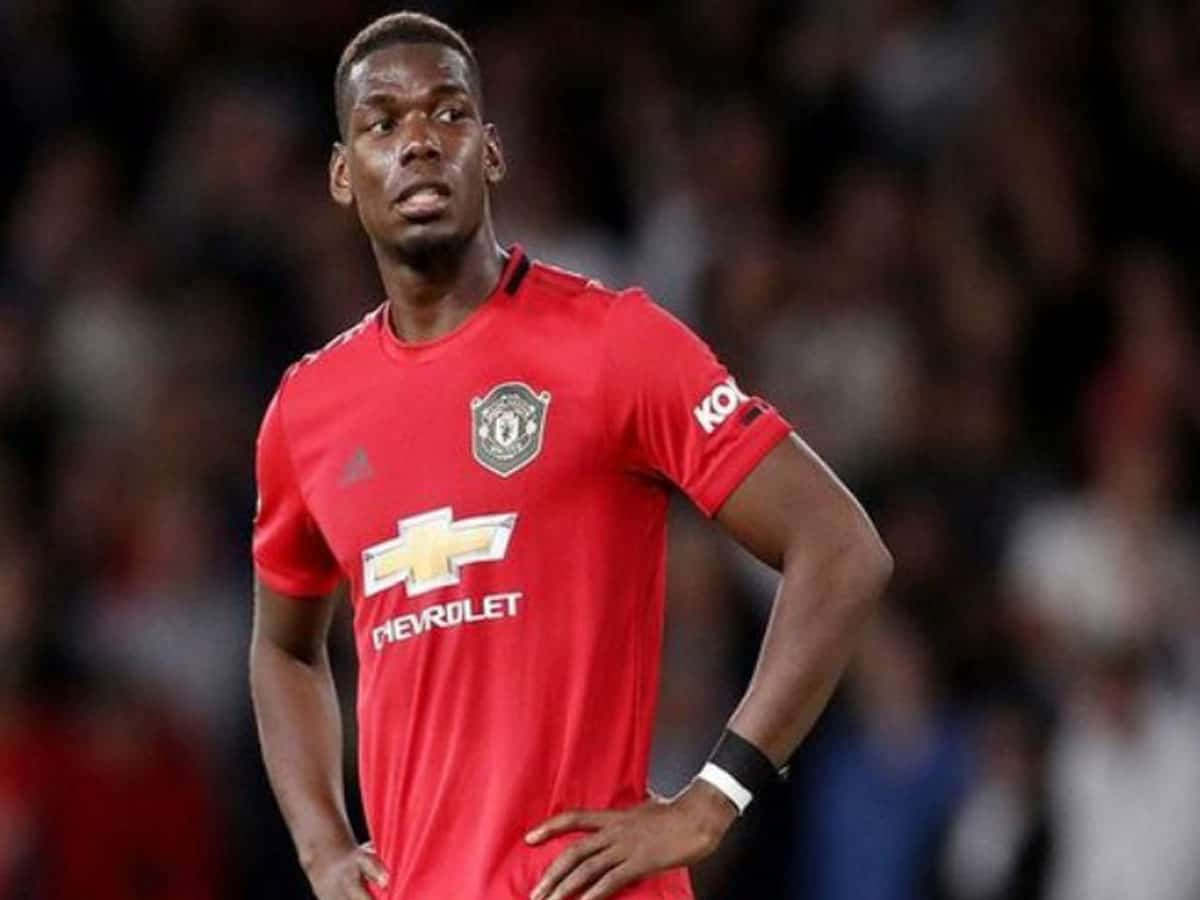 Pogba tests positive for COVID-19 replaced in France squad