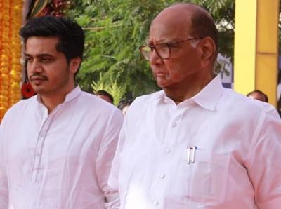 Pawar kin accuses BJP of politicising Sushant death case