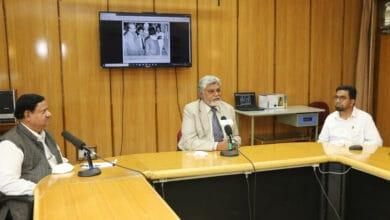 """Photo of """"Maulana Azad Virtual Museum"""" inaugurated at Urdu University"""