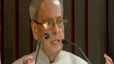 Photo of MANUU pays tributes to Pranab Mukherjee