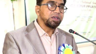 Photo of Prof. Siddiqui Mohd. Mahmood New Registrar I/c of MANUU