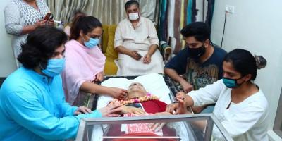 Pt Jasraj's mortal remains reach Mumbai, state funeral on Thursday