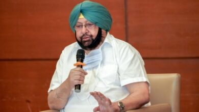 Photo of Punjab CM asks Bajwa to approach him on security withdrawal