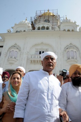 Punjab Cong chief seeks action against two party MPs