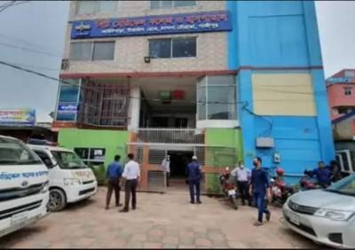 RAB raid at ex-Home Minister's hospital in Bangladesh