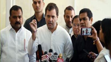 Photo of BJP has hold over WhatsApp: Rahul Gandhi