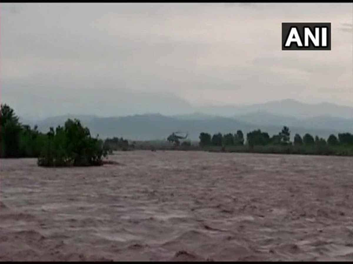 Water level at River Subarnarekha in Odisha continues to be 'Severe' : Central Water Commission