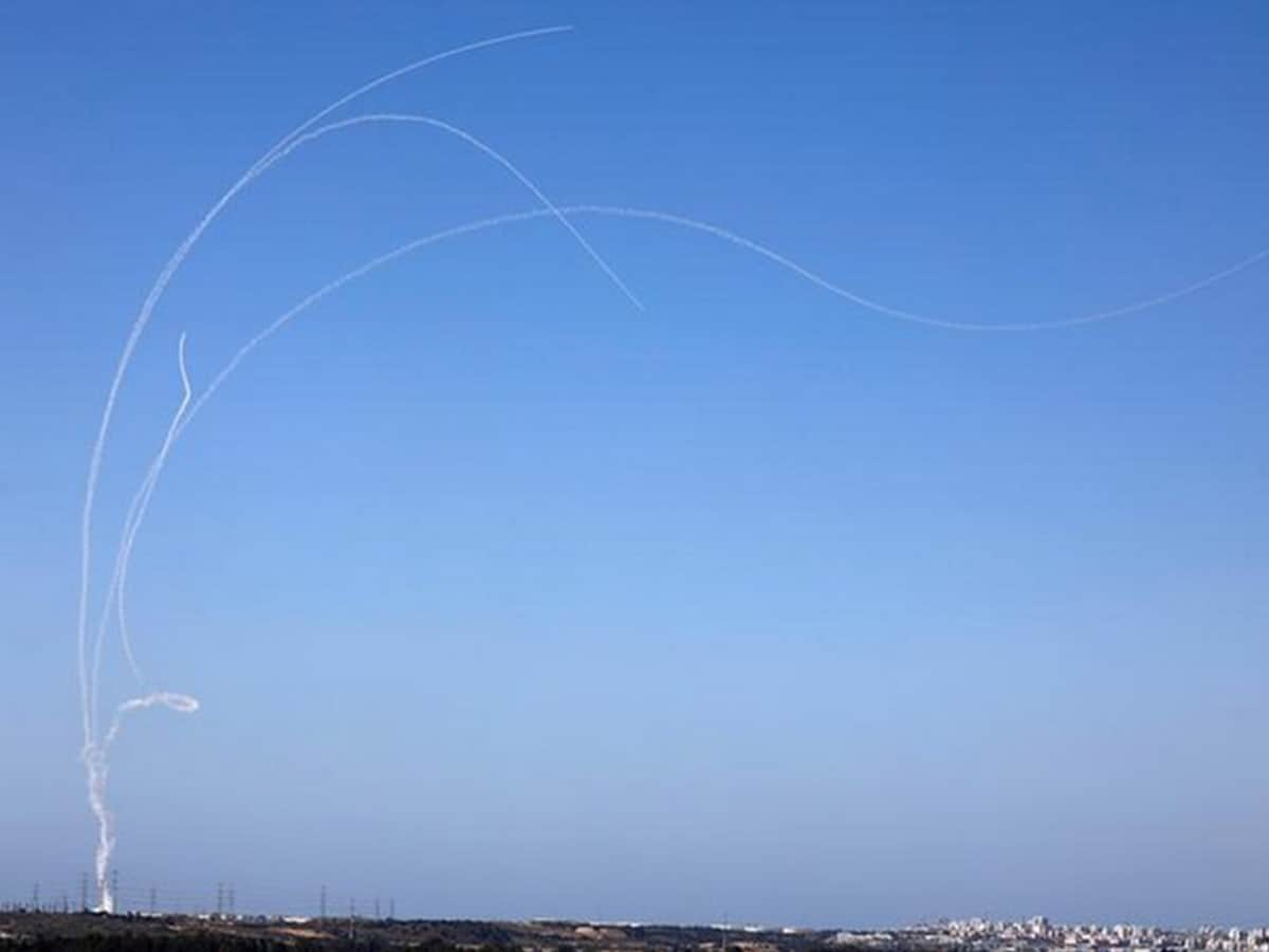 Israel reports 3rd rocket attack from Gaza, conducts another strike on Hamas