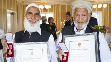 Photo of Norway mosque shooting: Two elderly honored for valour, heroism