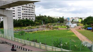 Photo of Hyderabad to have more rain gardens