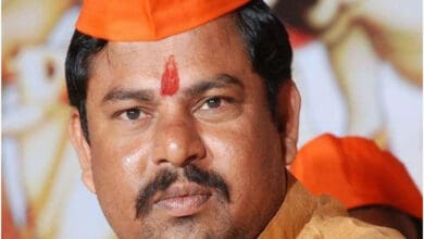 Photo of Hyderabad police increases security of BJP MLA Raja Singh