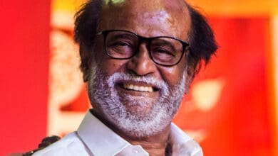 Photo of Rajinikanth to hit 45-year mark in filmdom, thanks fans