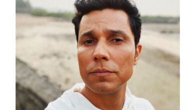 Randeep Hooda recovering after leg surgery says, father