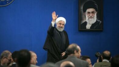 Photo of Rouhani inaugurates big agricultural project along Iraq border