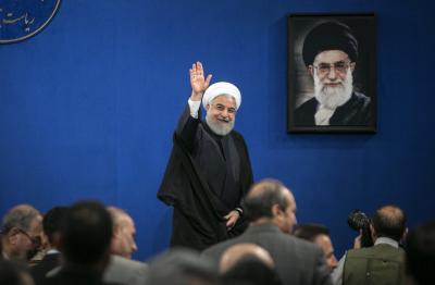 Rouhani inaugurates big agricultural project along Iraq border