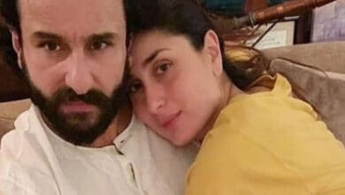 Photo of Saif, Kareena expecting second child