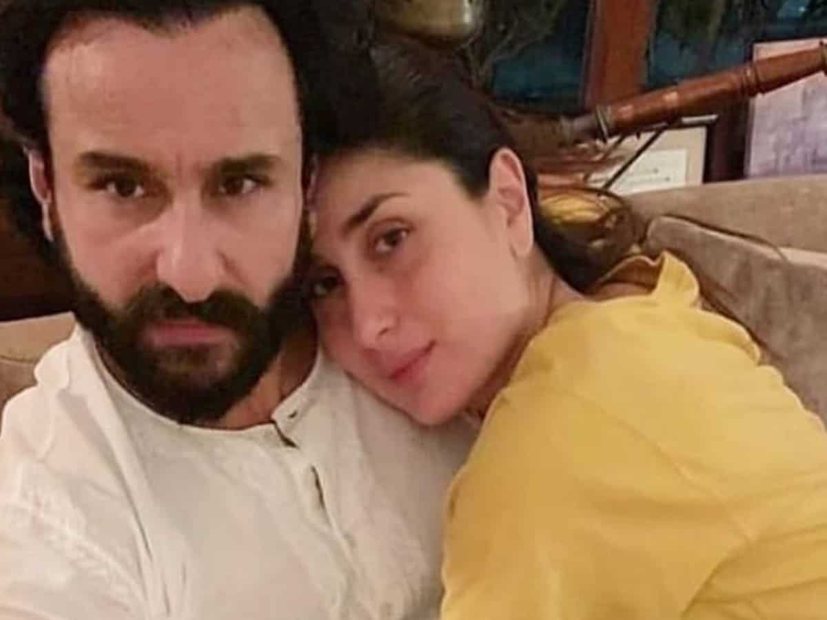 Saif, Kareena announce arrival of second child