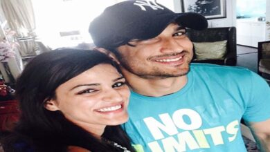 Photo of Sushant's sisters mourn the absence of their brother on rakhi